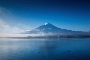 Mt Fuji and Autumn in Japan