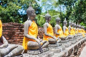 Wat Yai Chai Mongkol, Ayudhya
