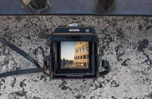 View of Colliseum photo