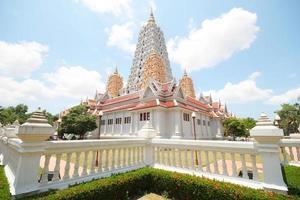 Wat Yanasangwararam, Yanasangwararam temple, Pattaya Thailand