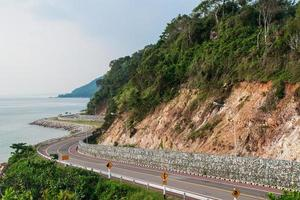 Beautiful Coastal road