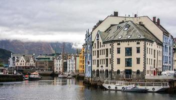 foto tomada en noruega