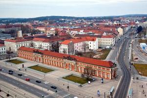 Potsdam cityscape