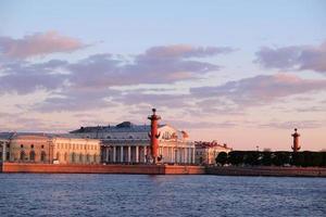 bridge from the Neva river