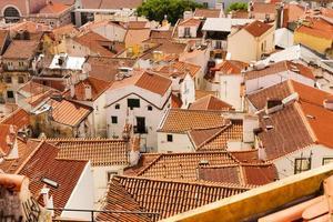 European city roofs