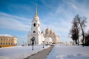 Golden domes photo