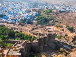 Mehrangarh Fort and The Sun City photo