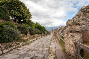 Pompeii city,Italy photo