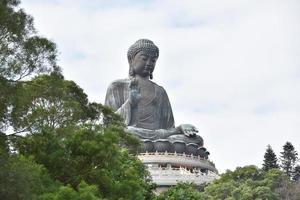 giant Buddha Hongkong