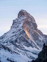Matterhorn of Zermatt photo
