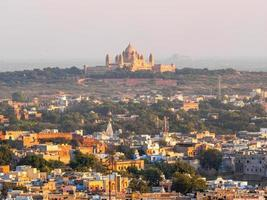 Jodhpur Cityscape. photo