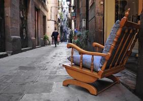 Born district in Barcelona, Spain