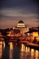 San Peter at night