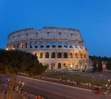 Great Colosseum, Rome, Italy photo