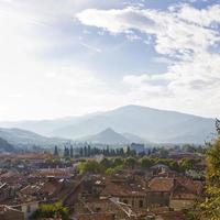 Pyrenees town travel