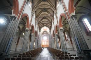 vercelli, iglesia de sant'andrea foto