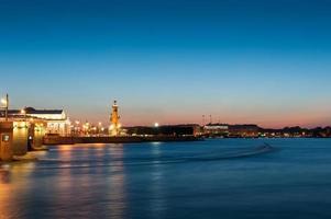 Night St. Petersburg photo