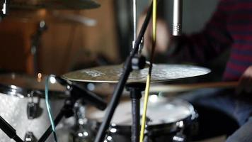 hd close up: bateria
