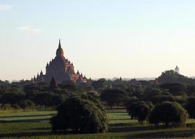 Bagan ancient city photo