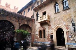 Romeo and Juliet Balcony Verona