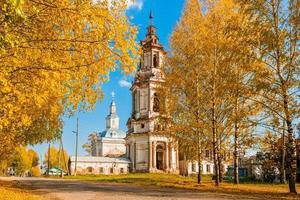church in sredneivkino