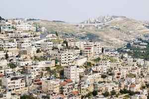 Urban neighborhood of East Jerusalem