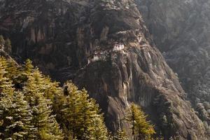 Tiger's Nest - Bhutan photo