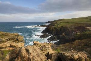 Historical coastline