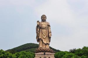 Lingshan Grand Buddha, Wuzi, China photo