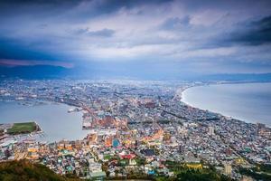 Hakodate Japan Cityscape photo