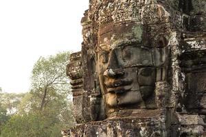 Bayon temple photo