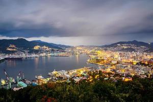 Nagasaki Japan Cityscape photo