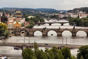 beautiful and historic Prague, the capital of the Czech Republic