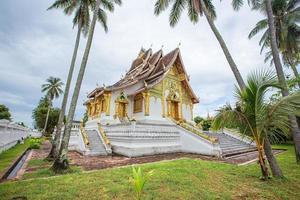 Temple in Luang Prabang Royal Palace Museum