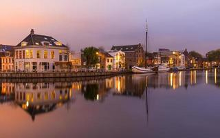 Delft at Night photo