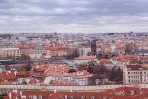 Prague in december