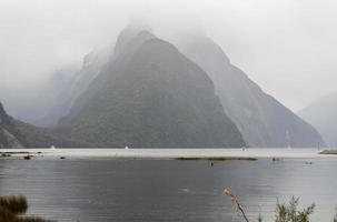 Milford Sound Mitre Peak