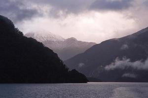 Doubtful Sound - New Zealand photo