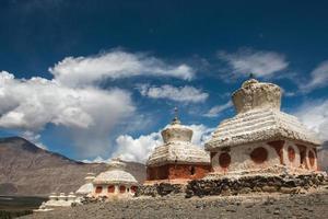 vasto buda maitreya en diskit en ladakh