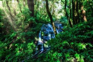 Kio Mae Pan waterfall