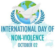 dia internacional de la no violencia