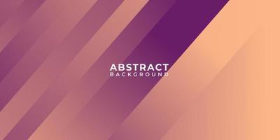 Gradient Light Purple Geometric Lines Background