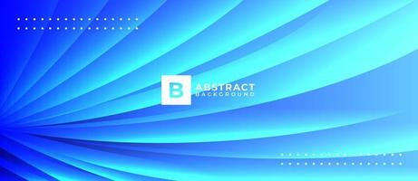 Gradient Geometric Shape Abstract Curve Background