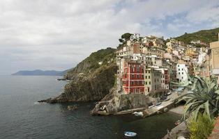 Panoramic of Riomaggiore