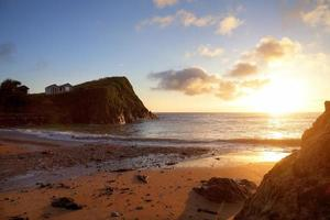 Hope Cove, Devon, Inglaterra foto