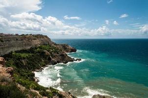 Costa de Crimea foto