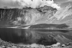 Nevado de Toluca, Laguna del Sol. photo