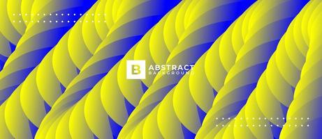 Blended Textured Shape Wave Abstract Background vector