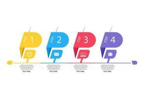 Business element template vector
