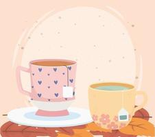 Tea time composition